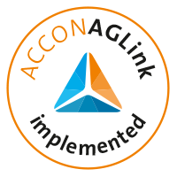 ACCON-AGLink implemented